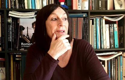 Carmen Calvo Novell , autora del libro Diversas mujeres diversas (Historias de resiliencia, empoderamiento y olvido)
