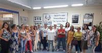 Participantes de Badajoz del 'Proyecto piloto para la activación social de mujeres con discapacidad en Extremadura' de FCM
