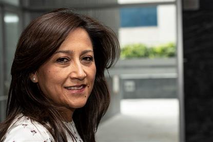 Ana Lucía Arellano, presidenta de Alianza Internacional de Discapacidad (IDA)