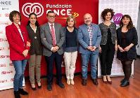 Fundación CERMI Mujeres y Fundación ONCE se unen en defensa de los derechos de las mujeres y niñas con discapacidad