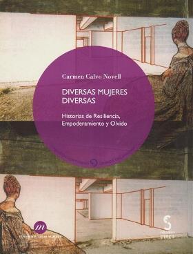 """Portada del libro """"Diversas mujeres diversas"""" de Carmen Calvo Novell"""