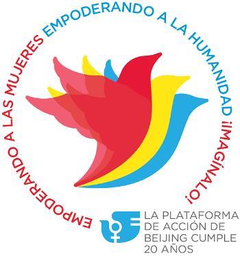 Logotipo de la Plataforma de Acción Beijing