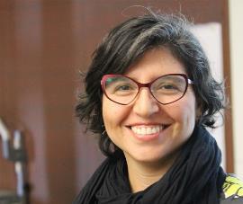 Andrea Parra, abogada colombiana, activista legal, miembro de la Coalición por la Implementación de la Convención sobre los Derechos de las Personas con Discapacidad (CDPD) en Colombia