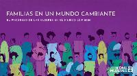 """Imagen del informe de ONU Mujeres """"El progreso de las mujeres en el mundo 2019 - 2020: Familias en el mundo cambiante"""""""