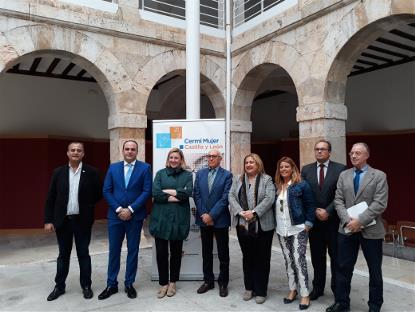 La Junta y CERMI Castilla y León trabajan por la igualdad de género y la prevención del abuso