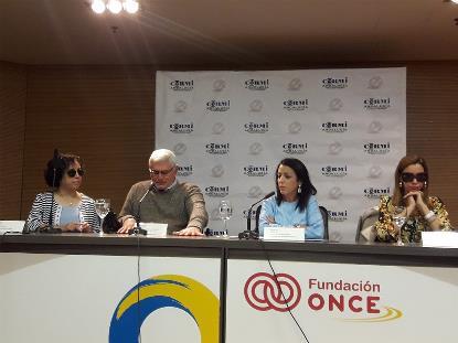 CERMI Andalucía celebra la Jornada 'Mujeres con discapacidad y sexualidad. Con voz propia'