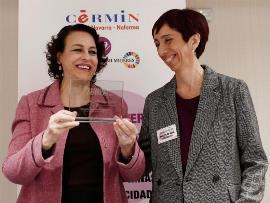 """La ministra de trabajo destaca la necesidad de """"desarrollar un modelo laboral que atienda a la discapacidad, con especial atención a las mujeres"""""""