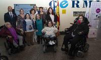 Inaugurada la exposición fotográfica 'Empoderando a las niñas con discapacidad para el disfrute de una vida sin violencia'