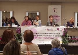 Inauguración del III Foro Social de Mujeres y Niñas con Discapacidad