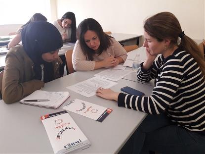 CERMI Andalucía pondrá en marcha la 'Escuela de igualdad y discapacidad'