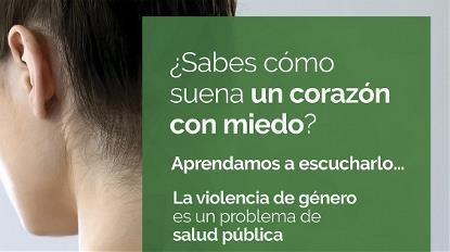 Imagen de la campaña 'corazones sin miedo'