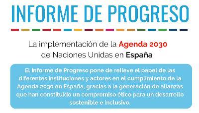 El movimiento CERMI contribuye al Informe Progreso País 2020 sobre los ODS con lo actuado en materia de género y discapacidad