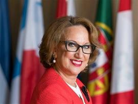 CERMI Mujeres aprueba la incorporación a su Patronato de Rebeca Grynspan, secretaria general iberoamericana