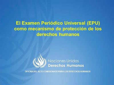 El Consejo de Derechos Humanos de Naciones Unidas insta a España a reforzar la protección legal de las personas con discapacidad