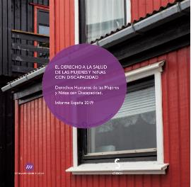 'El derecho a la salud de las mujeres y niñas con discapacidad. Informe España 2019', de CERMI Mujeres