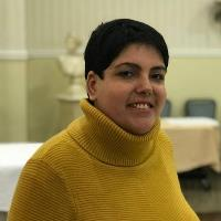 Maribel Cáceres, primera persona con discapacidad intelectual en formar parte del Comité ejecutivo del CERMI Estatal