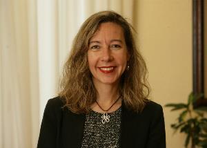 Patricia Sanz Cameo, patrona de la Fundación CERMI Mujeres