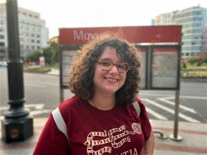 Sofía Mediavilla, mujer con autismo, se incorpora al Patronato de la Fundación CERMI Mujeres