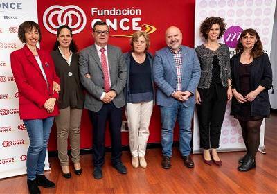 Resultados del II Convenio de colaboración entre la Fundación ONCE y la Fundación CERMI Mujeres