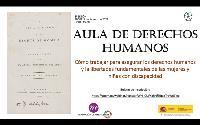 Aula de derechos humanos
