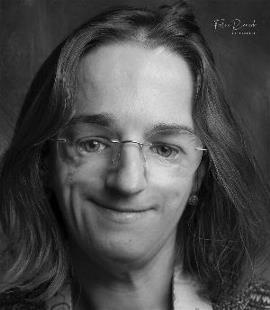 Vicky Bendito, periodista, por Félix Renedo