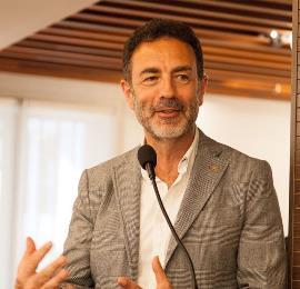 Miguel Lorente, patrono de la Fundación CERMI Mujeres
