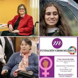 Denuncia pública de la situación de una mujer con discapacidad visual a la que el ministerio de Sanidad le ha denegado una plaza BIR