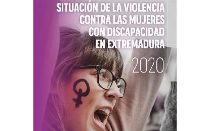 CERMI Extremadura presenta a varias diputadas el estudio sobre mujeres con discapacidad que sufren violencia