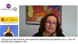 La OIT y CERMI Mujeres defienden la importancia de recuperar el empleo perdido de las mujeres por la crisis de la COVI