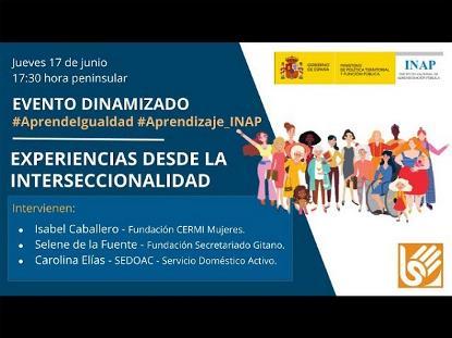 Cartel Interseccionalidad y políticas públicas