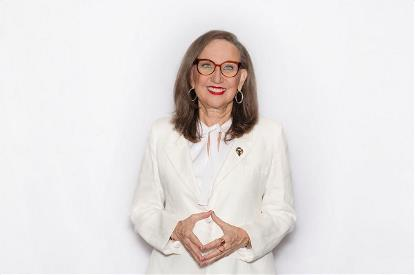 Rebeca Grynspan, secretaria sgneral Iberoamericana y patrona de la Fundación CERMI Mujeres