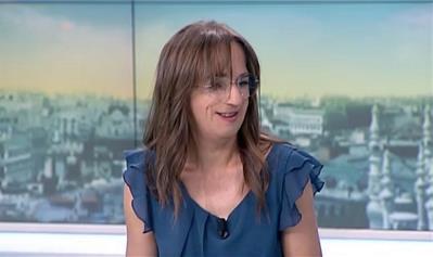 Vicky Bendito, periodista
