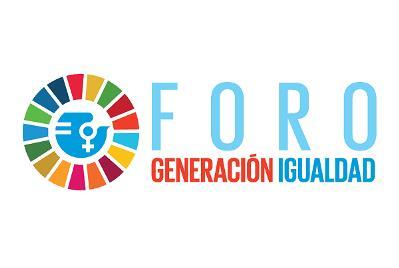 Logotipo del Foro Generación Igualdad