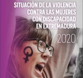 Situación de la violencia contra las mujeres en Extremadura 2020