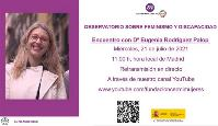 CERMI Mujeres pide visibilizar la contribución de las mujeres con discapacidad en la lucha feminista y de los derechos humanos en su Observatorio sobre feminismo y discapacidad