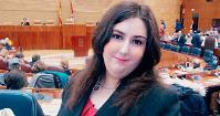 La joven activista con discapacidad, Cristina Paredero, Premio Nacional de Juventud 2021 en la modalidad Derechos Humanos